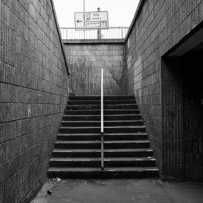 Stairs, Hereford Squares 2017