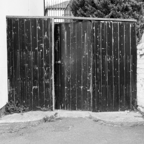 Door, Hereford Squares 2017