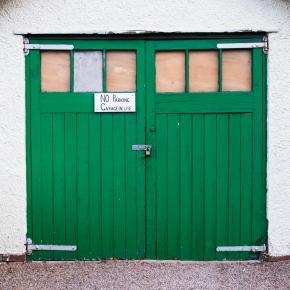 Garage, Hereford Squares 2017